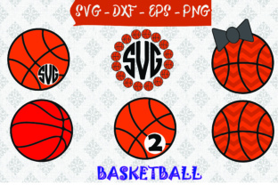Basketball SVG Graphic By Best_Store