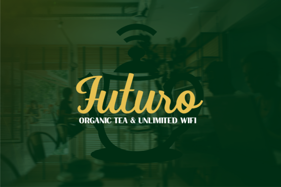 Bittersweet Duo Font By Spasova Image 4