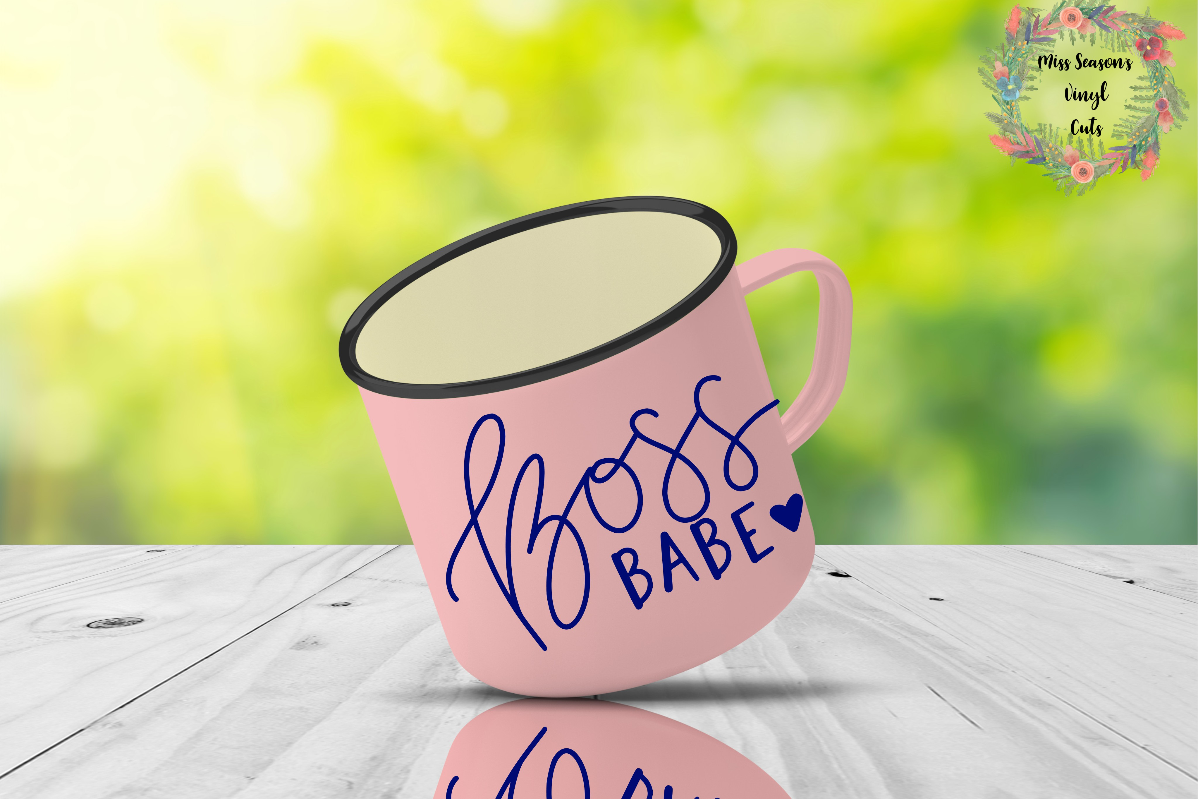 Download Free Boss Babe Grafico Por Missseasonsvinylcuts Creative Fabrica for Cricut Explore, Silhouette and other cutting machines.