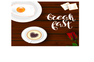 Breakfast Graphich, Breakfast SVG, Breakfast Svg Silhouette Studio Cricut Svg Jpg Png Eps. - Graphics Graphic By Best_Store