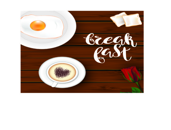 Breakfast Graphich, Breakfast SVG, Breakfast Svg Silhouette Studio Cricut Svg Jpg Png Eps. - Graphics Graphic Graphic Templates By Best_Store