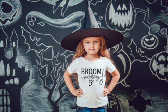 Print on Demand: Broom Parking   Graphic Crafts By MissSeasonsVinylCuts