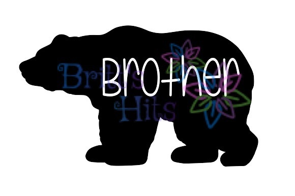 Download Free Brother Bear Bear Family Family Graphic By Britt S Hits for Cricut Explore, Silhouette and other cutting machines.