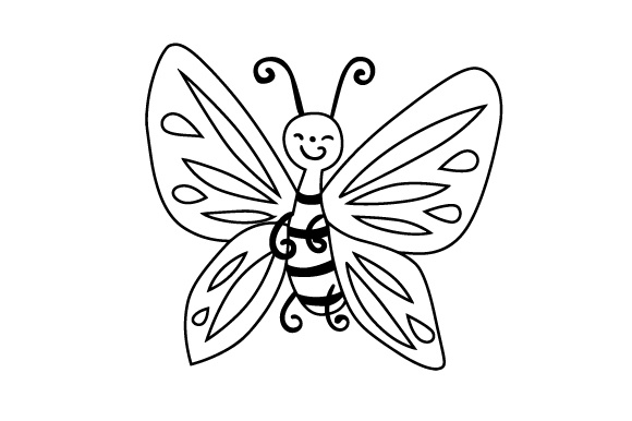 Download Free Butterfly Svg Cut File By Creative Fabrica Crafts Creative Fabrica for Cricut Explore, Silhouette and other cutting machines.