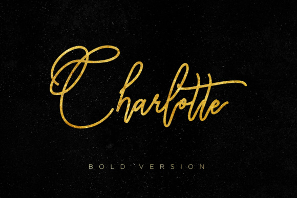 Print on Demand: Charlotte Script Script & Handwritten Font By Chocotype - Image 4