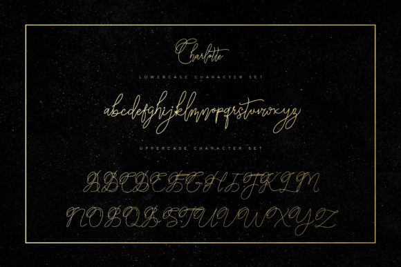 Print on Demand: Charlotte Script Script & Handwritten Font By Chocotype - Image 5