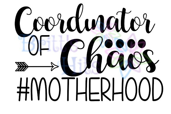 Download Free Coordinator Of Chaos Svg Graphic By Britt S Hits Creative Fabrica SVG Cut Files