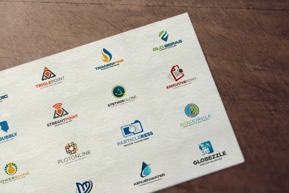 Corporate Logo Bundle Graphic By Ndroadv Image 4