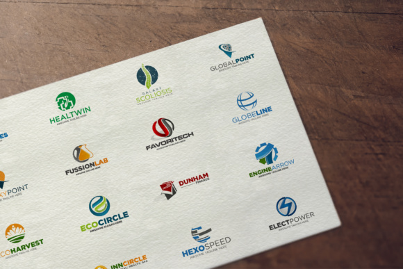 Corporate Logo Bundle Graphic By Ndroadv Image 5