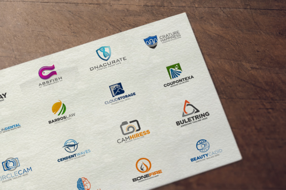 Corporate Logo Bundle Graphic By Ndroadv Image 6