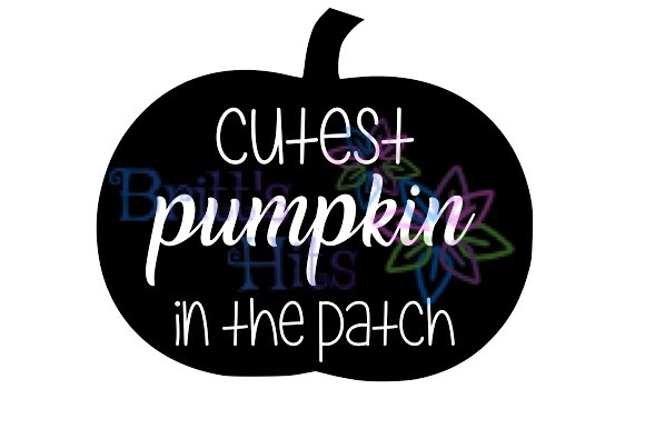 Download Free Cutest Pumpkin In The Patch Halloween Svg Graphic By Britt S for Cricut Explore, Silhouette and other cutting machines.