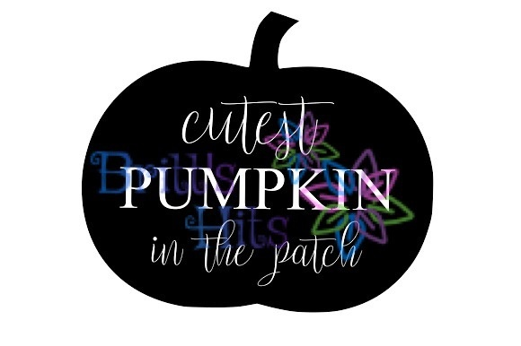 Download Free Cutest Pumpkin In The Patch Svg Halloween Graphic By Britt S for Cricut Explore, Silhouette and other cutting machines.