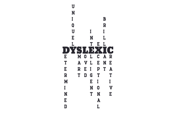 Download Free Dyslexic Svg Cut File By Creative Fabrica Crafts Creative Fabrica for Cricut Explore, Silhouette and other cutting machines.