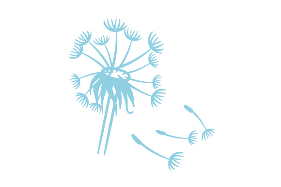 Download Free Dandelion Svg Cut File By Creative Fabrica Crafts Creative Fabrica for Cricut Explore, Silhouette and other cutting machines.