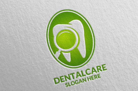 Download Free Dental Logo Dentist Stomatology Logo Design 6 Graphic By SVG Cut Files