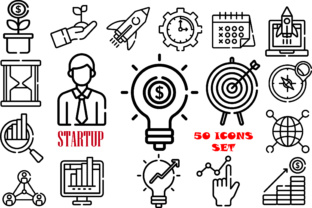 Development and Startup Graphic Graphic By Best_Store