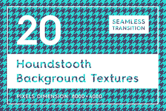 20 Houndstooth Background Textures Graphic Textures By Textures