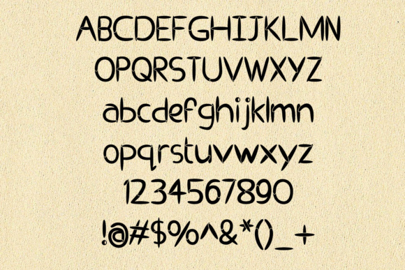 Print on Demand: EP Pipes Script & Handwritten Font By Emily Penley Fonts - Image 2