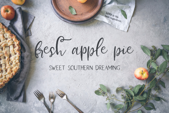 Print on Demand: Farmhouse Country Script & Handwritten Font By BeckMcCormick - Image 2