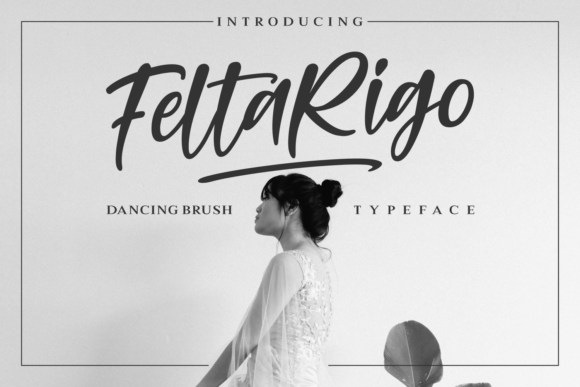 Print on Demand: Feltarigo Script & Handwritten Font By Keithzo (7NTypes)