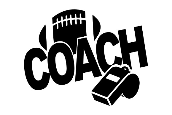 Download Free Football Coach Graphic By Family Creations Creative Fabrica for Cricut Explore, Silhouette and other cutting machines.