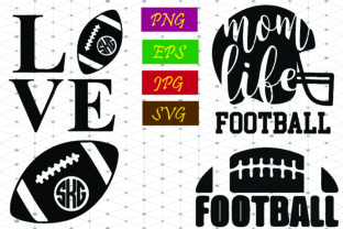 Download Free Football Rugby Graphic By Best Store Creative Fabrica for Cricut Explore, Silhouette and other cutting machines.