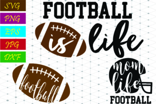 Football Life Graphic By Best_Store