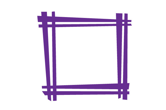Frame in Frame Design Designs & Drawings Craft Cut File By Creative Fabrica Crafts