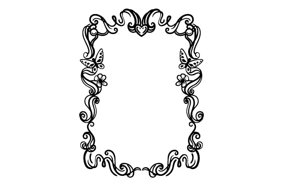 Download Free Frame Svg Cut File By Creative Fabrica Crafts Creative Fabrica for Cricut Explore, Silhouette and other cutting machines.