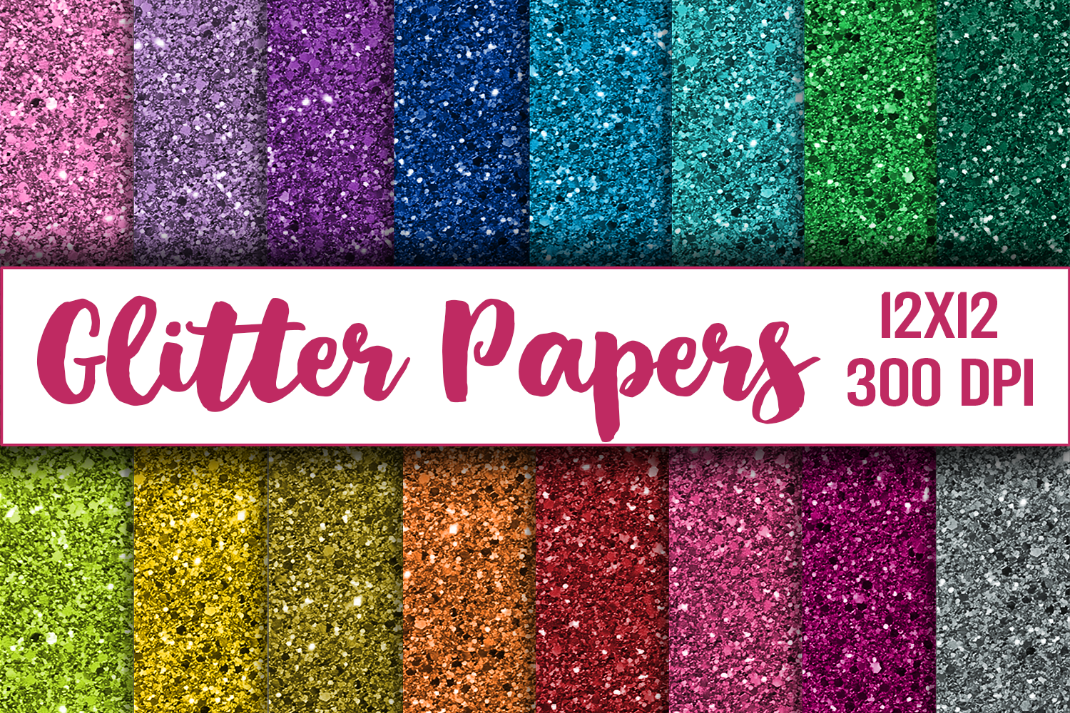 Download Free Glitter Digital Paper Texture Scrapbook Paper Printable for Cricut Explore, Silhouette and other cutting machines.