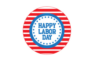 Happy Labor Day Craft Design By Creative Fabrica Crafts