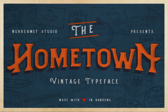Free Font of the Week   Commercial use ok Typeface Freebies