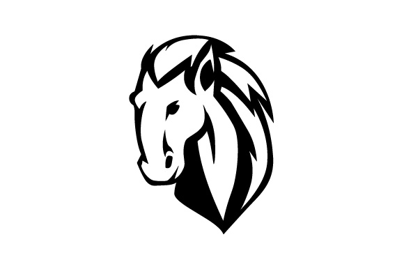 Download Free Horse Head Drawing Svg Cut File By Creative Fabrica Crafts for Cricut Explore, Silhouette and other cutting machines.