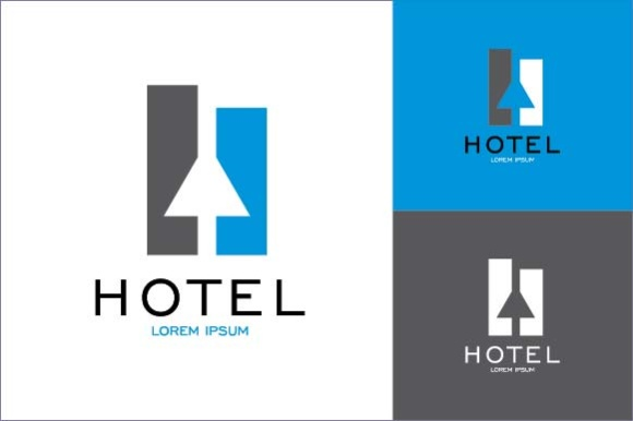 Hotel/Mortgage Logo Template Graphic Logos By emnazar2009