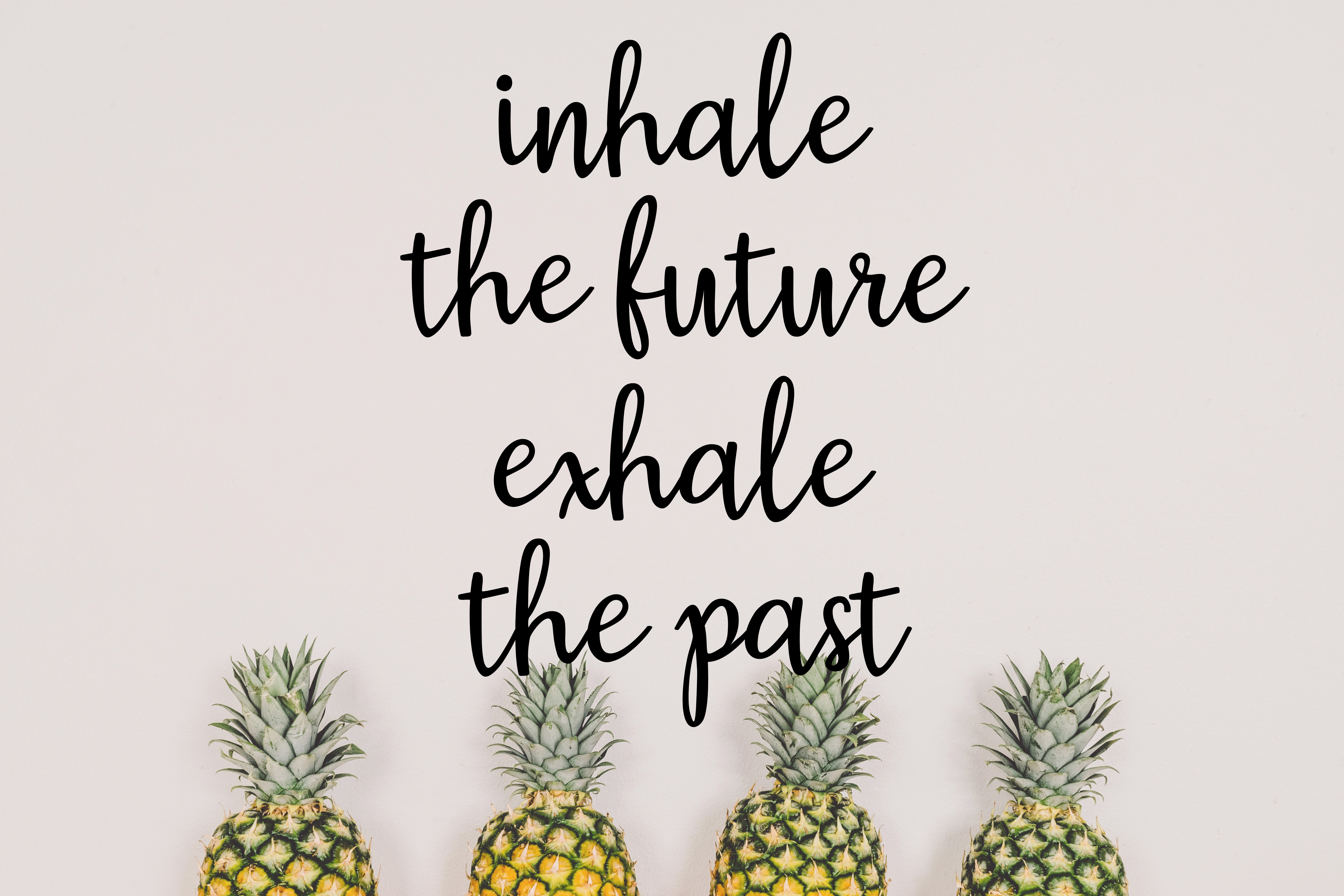 Download Free Inhale The Future Exhale The Past Svg Grafico Por for Cricut Explore, Silhouette and other cutting machines.