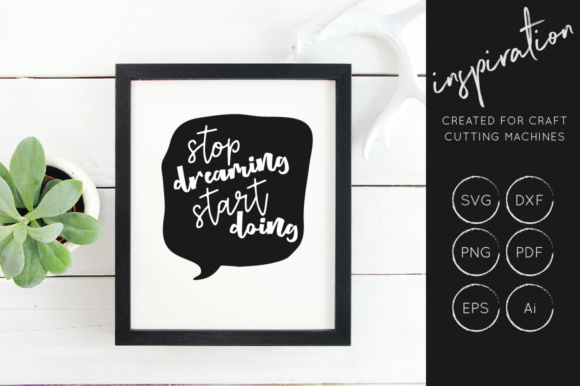 Print on Demand: Inspirational Quotes Bundle Graphic Crafts By illuztrate - Image 12