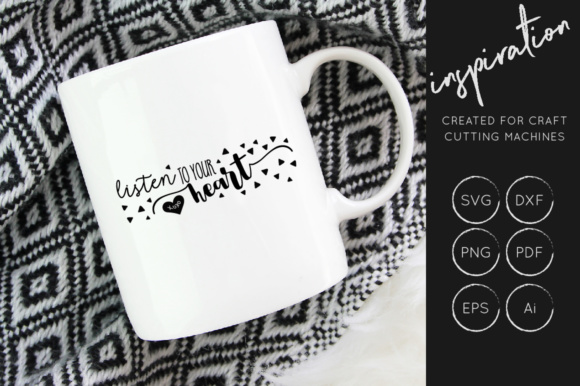 Print on Demand: Inspirational Quotes Bundle Graphic Crafts By illuztrate - Image 8