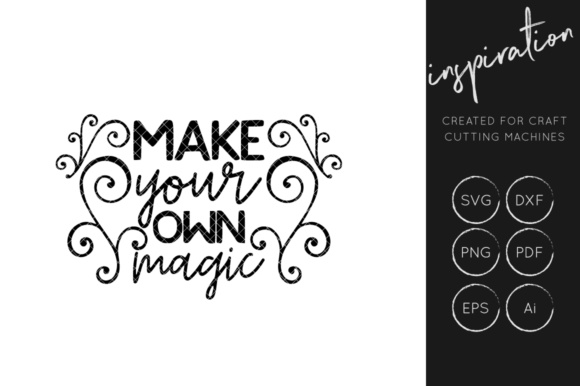 Print on Demand: Inspirational Quotes Bundle Graphic Crafts By illuztrate - Image 9