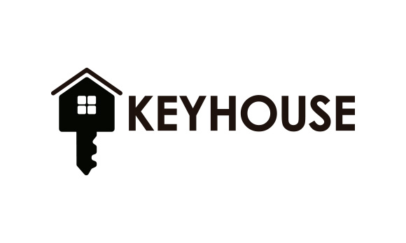 Print on Demand: Key House Logo Template Graphic Logos By davidrockdesign