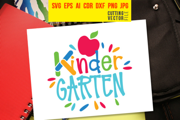 Kindergarten Graphic Crafts By danieladoychinovashop