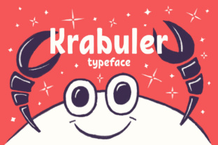 Krabuler Font By Creative Fabrica Freebies