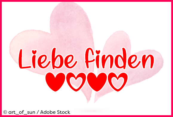 Print on Demand: Liebe Finden Script & Handwritten Font By Misti