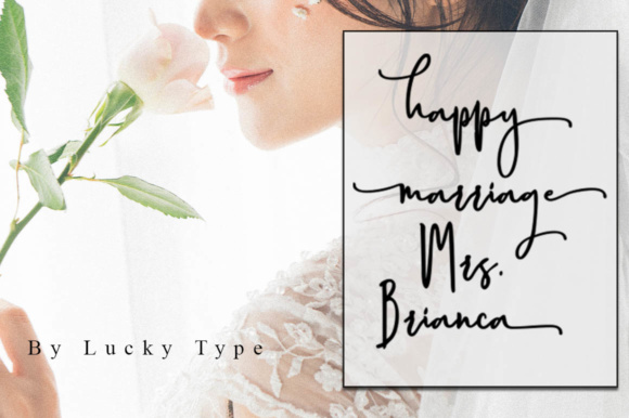 Print on Demand: Magnolia Hand Script & Handwritten Font By luckytype.font - Image 7