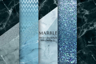 Marble, Glitters & Textures Graphic By artisssticcc