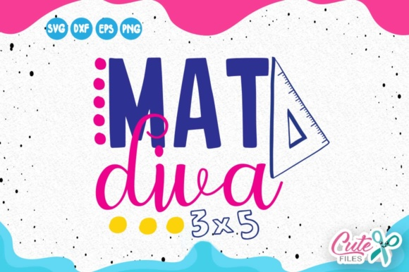 Download Free Mat Diva Graphic By Cute Files Creative Fabrica for Cricut Explore, Silhouette and other cutting machines.
