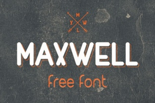Maxwell Font By Creative Fabrica Freebies