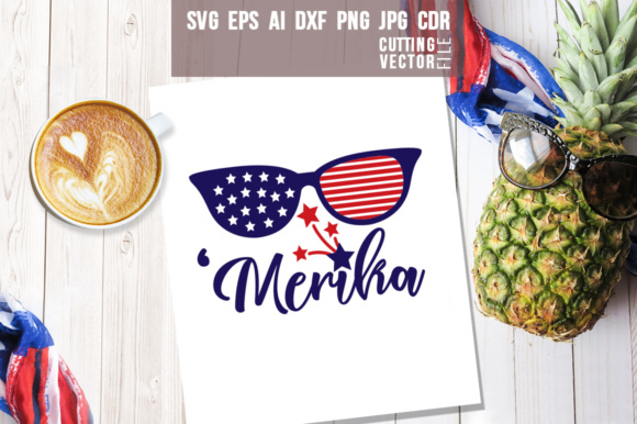 'Merica Design Graphic Crafts By danieladoychinovashop