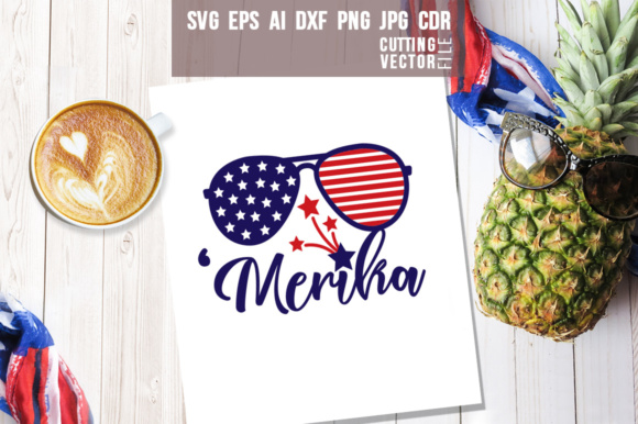 'Merica Graphic Crafts By danieladoychinovashop