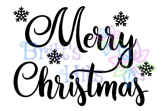 merry christmas svg graphics