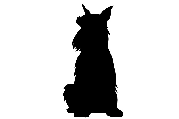 Download Free Miniature Schnauzer Shadow Svg Cut File By Creative Fabrica for Cricut Explore, Silhouette and other cutting machines.